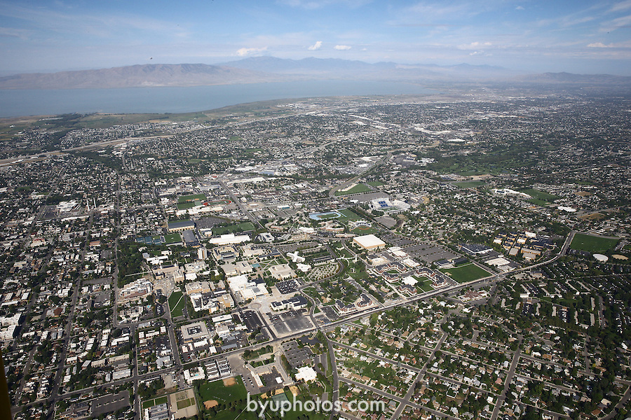 1309-22 1483<br /> <br /> 1309-22 BYU Campus Aerials<br /> <br /> Brigham Young University Campus, Provo, <br /> <br /> East Campus at Sunrise, East looking West, Provo, Y Mountain. <br /> <br /> September 7, 2013<br /> <br /> Photo by Jaren Wilkey/BYU<br /> <br /> &copy; BYU PHOTO 2013<br /> All Rights Reserved<br /> photo@byu.edu  (801)422-7322