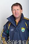Jack OConnor, Manager of the Kerry Senior Football Team 2012.