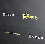 Step & Repeat the Broadway Opening Night Performance After Party for 'The Performers' at E-Space in New York City on 11/14/2012