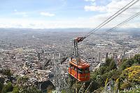 BOGOTA-COLOMBIA.7-101-2013.Panorámicas de Bogotá.Panoramic views of Bogotá.(Photo:VizzorImage/Felipe Caicedo). .