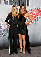 "LOS ANGELES, CA. August 28, 2018: Jennifer Garner & Shauna Duggins at the world premiere of ""Peppermint"" at the Regal LA Live."