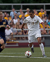 Boston College defeated Quinnipiac, 5-0, at Newton Soccer Field, September 1, 2011.