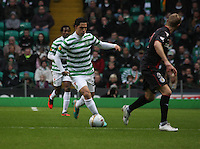 Beram Kayal in the Celtic v St Mirren Clydesdale Bank Scottish Premier League match played at Celtic Park, Glasgow on 15.12.12.