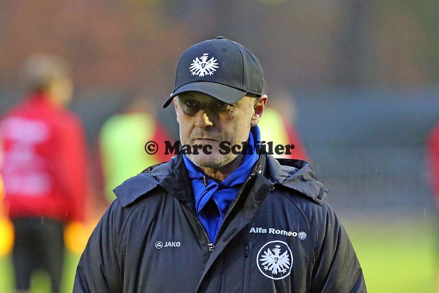 Trainer Armin Veh (Eintracht)