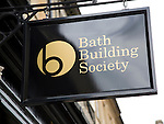 Bath Building Society sign