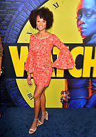 "LOS ANGELES, USA. October 15, 2019: Nika King at the premiere of HBO's ""Watchmen"" at the Cinerama Dome, Hollywood.<br /> Picture: Paul Smith/Featureflash"