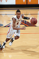SAN ANTONIO, TX - JANUARY 8, 2015: The University of Southern Mississippi Golden Eagles fall to the University of Texas at San Antonio Roadrunners 77-57 at the UTSA Convocation Center. (Photo by Jeff Huehn)