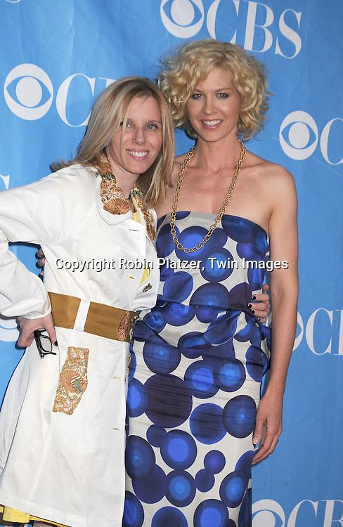 Claudia Lanow & Jenna Elfman