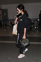 LOS ANGELES, CA - JUNE 6: Megan Fox seen at LAX in Los Angeles, California on June 6, 2018. <br /> CAP/MPI/JM<br /> &copy;JM/MPI/Capital Pictures