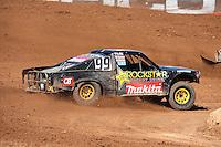 Apr 17, 2011; Surprise, AZ USA; LOORRS driver Kyle Leduc (99) during round 4 at Speedworld Off Road Park. Mandatory Credit: Mark J. Rebilas-