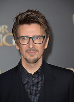 LOS ANGELES, CA. October 20, 2016: Scott Derrickson at the world premiere of Marvel Studios' &quot;Doctor Strange&quot; at the El Capitan Theatre, Hollywood.<br /> Picture: Paul Smith/Featureflash/SilverHub 0208 004 5359/ 07711 972644 Editors@silverhubmedia.com
