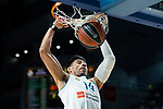 Real Madrid Gustavo Ayon during Turkish Airlines Euroleague Quarter Finals 3rd match between Real Madrid and Panathinaikos at Wizink Center in Madrid, Spain. April 25, 2018. (ALTERPHOTOS/Borja B.Hojas)
