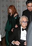 Ann-Margret and Roger Smith attends the after party for the Rolex Dance Award at the Career Transition for Dancers 28th Anniversary Jubilee 'Broadway & Beyond' at Hilton Hotel on October 8, 2013 in New York City.