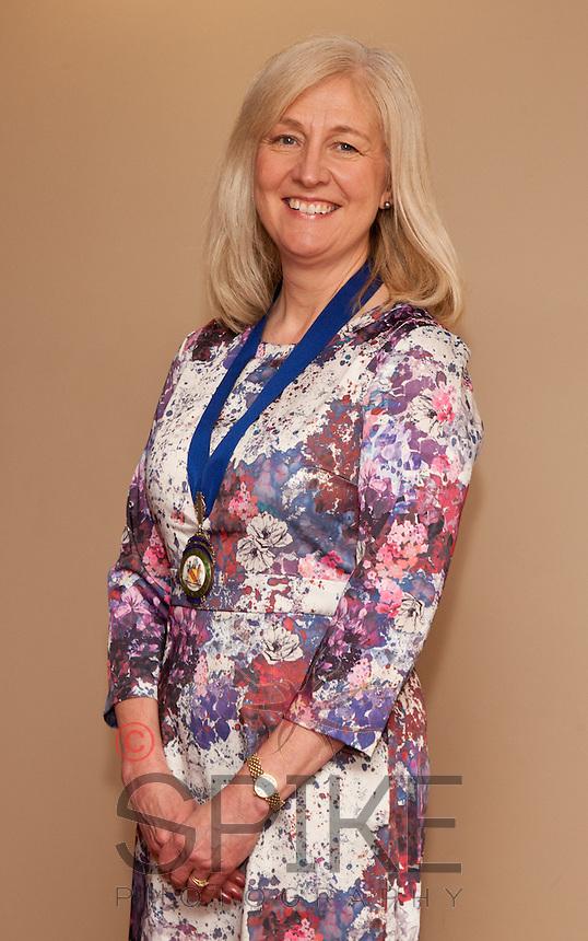 2013-14 President Dianne Allen