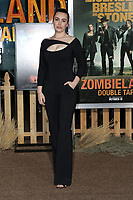 """LOS ANGELES - OCT 11:  Sophie Simmons at the """"Zombieland Double Tap"""" Premiere at the TCL Chinese Theater on October 11, 2019 in Los Angeles, CA"""