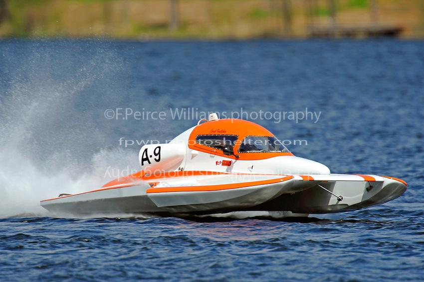 Jared Knelleken, A-9  (2.5 MOD class hydroplane(s)