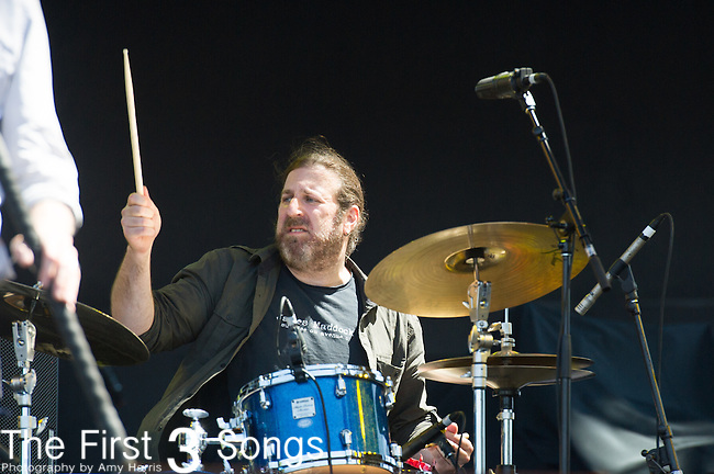 Aaron Comess of the Spin Doctors performs at the 2nd Annual BottleRock Napa Festival at Napa Valley Expo in Napa, California.