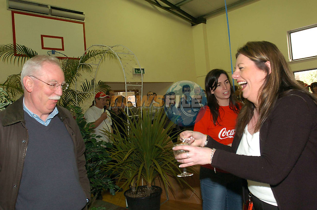 Coke Telethon.Photo By Fran Caffrey/Newsfile.ie
