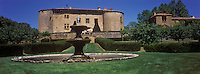 Europe/France/Rhône-Alpes/69/Rhône/Bagnols: Le Chateau de Bagnols - Hotel-Restaurant