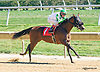 Drexler winning at Delaware Park on 9/23/15