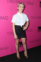 Addison Timlin<br /> &quot;Two Night Stand&quot; Los Angeles Premiere, Chinese 6, Hollywood, CA 09-16-14<br /> David Edwards/DailyCeleb.com 818-249-4998