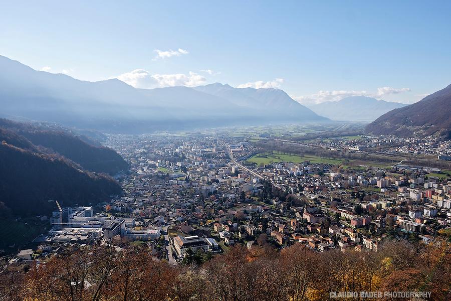 Bellinzona, Bellenz, Ticino
