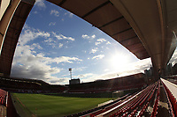 A general view of The City Ground the home of Nottingham Forest<br /> <br /> Photographer Mick Walker/CameraSport<br /> <br /> The EFL Sky Bet Championship - Nottingham Forest v Leeds United - Tuesday 1st January 2019 - The City Ground - Nottingham<br /> <br /> World Copyright &copy; 2019 CameraSport. All rights reserved. 43 Linden Ave. Countesthorpe. Leicester. England. LE8 5PG - Tel: +44 (0) 116 277 4147 - admin@camerasport.com - www.camerasport.com