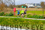 William Brick, David Twoney, Fozzy Forristal and Kevin McCarthy runners at the Kerry's Eye Tralee, Tralee International Marathon and Half Marathon on Saturday.