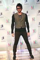 MIAMI, FL- July 19, 2012:  Beto Cuevas at the 2012 Premios Juventud at The Bank United Center in Miami, Florida. © Majo Grossi/MediaPunch Inc. /*NORTEPHOTO.com*<br />