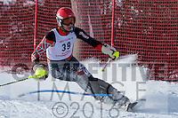 2016 Section 5 Alpine Ski Meet AM Run