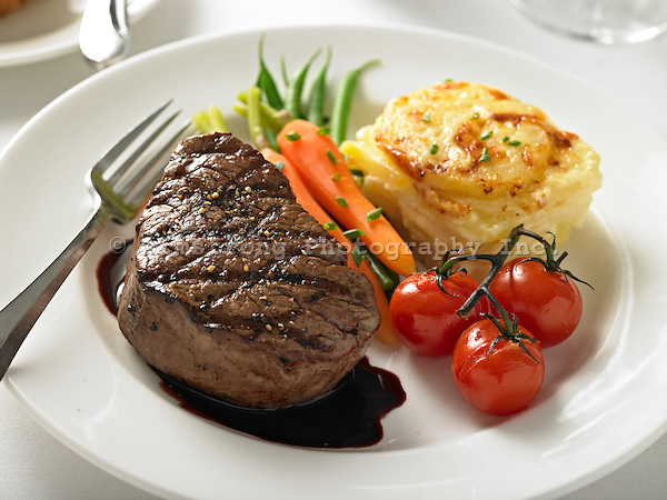 Dinner Plate With Steak | www.pixshark.com - Images ...