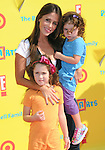 Soleil Moon Frye and daughters at The 14th Anniversary of P.S. ARTS - Express Yourself 2010 held at Barker Hangar in Santa Monica, California on November 07,2010                                                                   Copyright 2010  DVS / Hollywood Press Agency