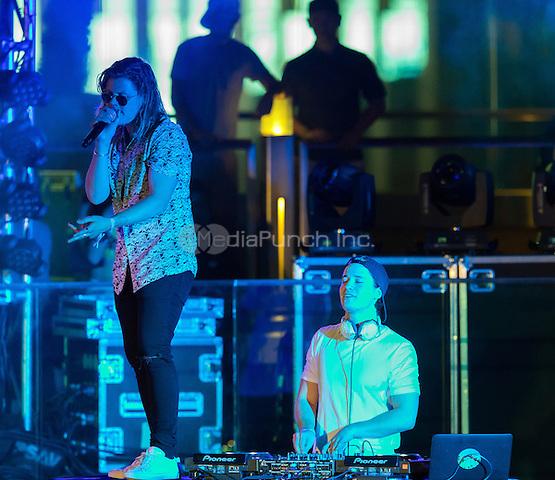 LAS VEGAS, NV - May 15, 2016: ***HOUSE COVERAGE*** Kygo performing at CBS Radio Presents: SPF at The Boulevard Pool at The Cosmopolitan of Las Vegas in Las vegas, NV on May 15, 2016. Credit: Erik Kabik Photography/ MediaPunch