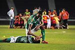Partido de promocion Uniautonoma vencio al Deportes Quindio 2x0 en Barranquilla donde se mantiene en la A