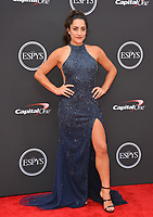 Jordyn Wieber at the 2018 ESPY Awards at the Microsoft Theatre LA Live, Los Angeles, USA 18 July 2018<br /> Picture: Paul Smith/Featureflash/SilverHub 0208 004 5359 sales@silverhubmedia.com