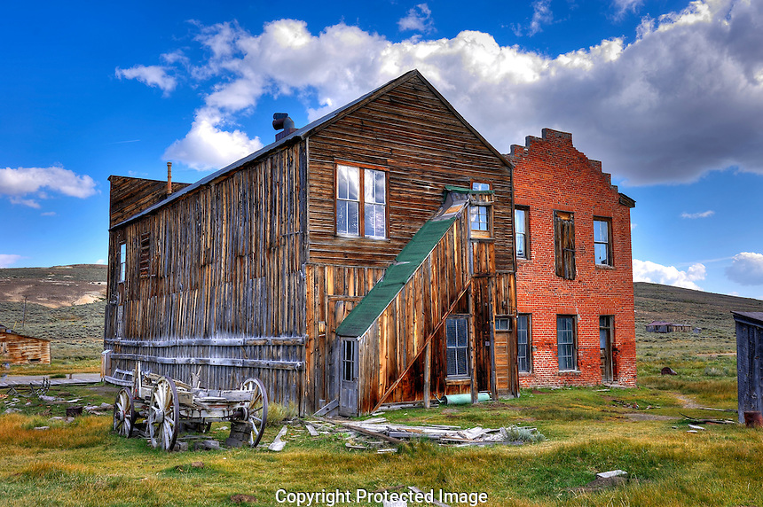Bodie California, Ghost Town,Mining Town, Gold Rush