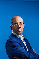 Twitter CEO Dick Costolo pictures: executive portrait photography of Dick Costolo of Twitter in San Francisco, by San Francisco corporate photographer Eric Millette