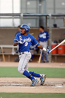 Ysmelin Alcantara - AZL Royals - 2010 Arizona League. .Photo by:  Bill Mitchell/Four Seam Images..
