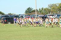 09RRFC Boys Varsity Blue & Crimson 5k