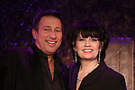 Phil Reno and Beth Leavel attend a Special Press Preview at 54 Below on February 21, 2014 in New York City.