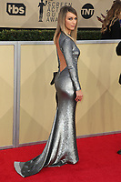 LOS ANGELES, CA - JANUARY 21: Natalie Zea at The 24th Annual Screen Actors Guild Awards held at The Shrine Auditorium in Los Angeles, California on January 21, 2018. Credit: FSRetna/MediaPunch