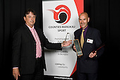 Club Award winner Pakuranga Athletics Club. Counties Manukau Sport 17th annual Sporting Excellence Awards held at the Telstra Clear Pacific Events Centre, Manukau City, on November 27th 2008.