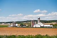 Farm, Lancaster, PA, Pennsylvania, USA