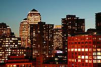 Tribecca Skyline