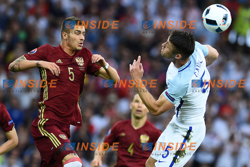 Roman Neust&auml;dter Russia, Gary Cahill<br />