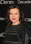 BEVERLY HILLS, CA. - November 02: Jennifer Tilly arrives at the Decades Of Denim Launch Party at a private residence on November 2, 2010 in Beverly Hills, California.