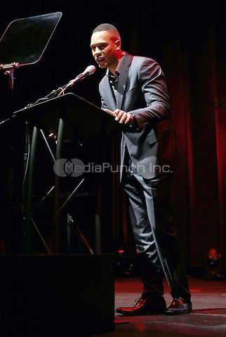 Hollywood, CA - February 19: Trai Byers, At 3rd Annual Hollywood Beauty Awards_Show, At Avalon Hollywood In California on February 19, 2017. Credit: Faye Sadou/MediaPunch