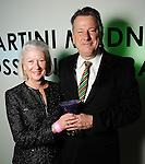 Honorary chairs Betsy and Chuck Powell at Martini Madness at the Center for Contemporary Craft Thursday Jan. 22,2015.(Dave Rossman For the Chronicle)