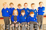 Kilocrim NS Junior Infants: Front : Millie Sheehan, Jessica Heaphy & Jacob Meylor. Back:  Luke Dillon, Samuel Sheehan, Callen Reynolds, Darragh Fitzpatrick, Donal O'Connor & Mikey Flannagan.