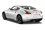 Car pictures of rear three quarter view of 2019 Nissan 370Z-Coupe 7A/T 0 Door Coupe Angular Rear